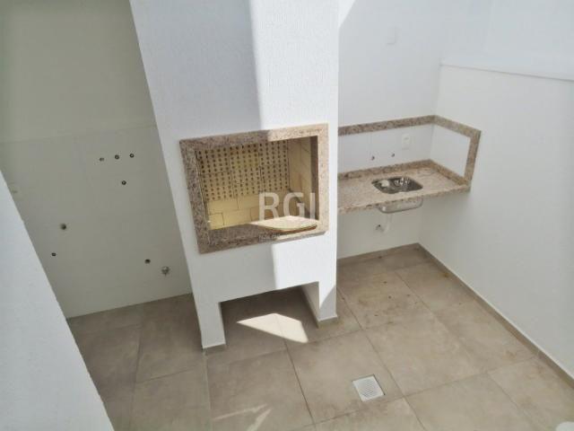 Casa de condomínio para alugar com 3 dormitórios em Nonoai, Porto alegre cod:BT8012 - Foto 10