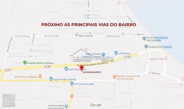 Apartamento à venda com 2 dormitórios em Ingleses, Florianópolis cod:1681 - Foto 4