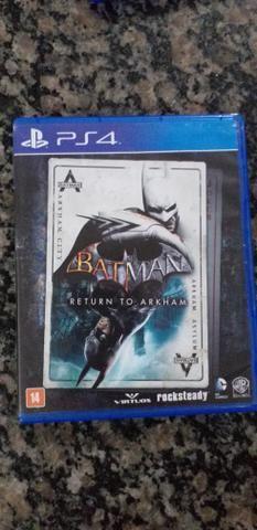 BATMAN return to arkham PS4 - Foto 2