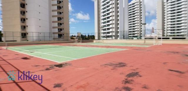 Apartamento à venda com 3 dormitórios em Cidade dos funcionários, Fortaleza cod:7467 - Foto 13