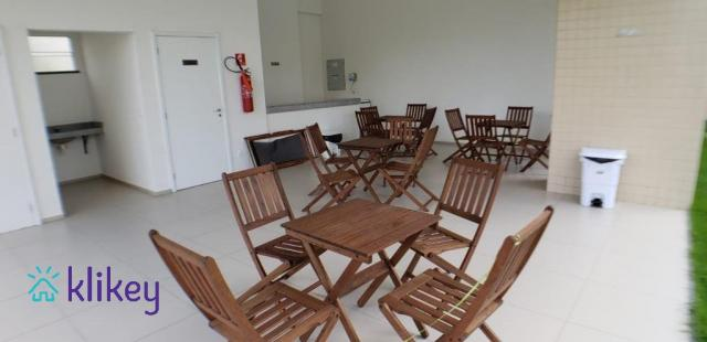Apartamento à venda com 3 dormitórios em Cidade dos funcionários, Fortaleza cod:7467 - Foto 19