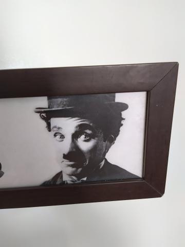 Quadro temático Charles Chaplin - Foto 4