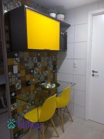 Apartamento à venda com 3 dormitórios em Fátima, Fortaleza cod:7401 - Foto 4
