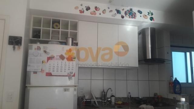 Apartamento à venda com 2 dormitórios em Jardim atlântico, Goiânia cod:NOV235435 - Foto 2