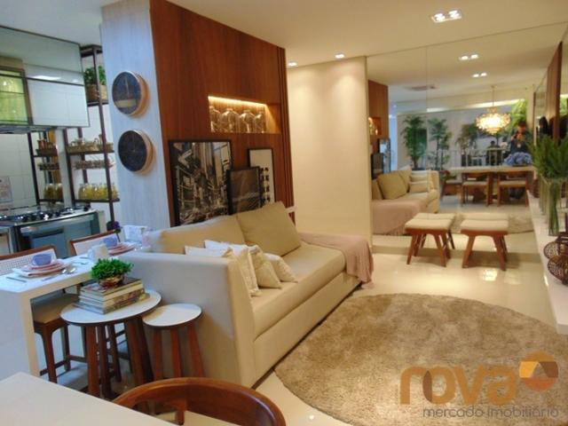 Apartamento à venda com 3 dormitórios em Setor pedro ludovico, Goiânia cod:NOV91510 - Foto 4