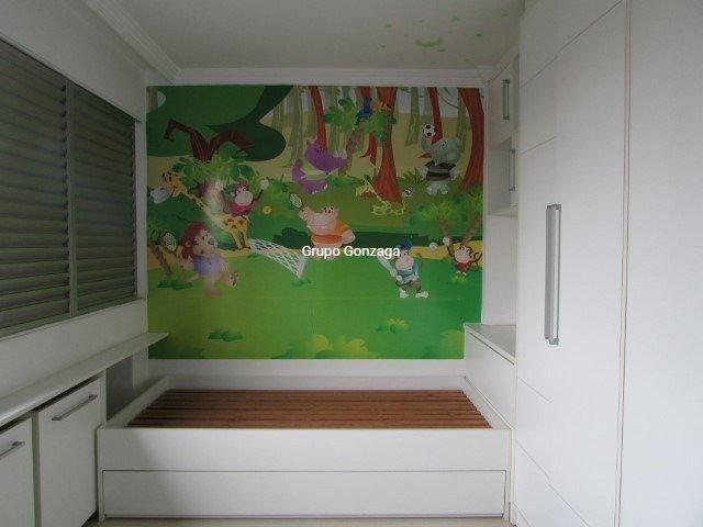 Apartamento à venda com 3 dormitórios em Cabral, Curitiba cod:604 - Foto 8