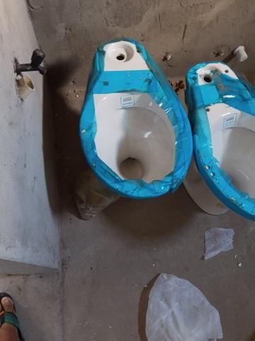 2 vasos pra caixa acoplada novos nunca usado 60 cada um - Foto 2