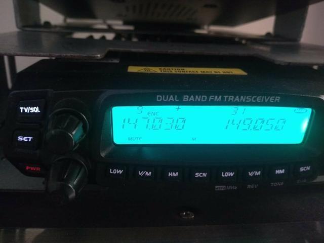 RADIOAMADOR VHF UHF DUAL BAND (Radio PX e PY) - Foto 2