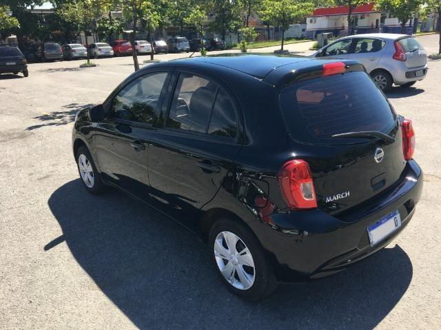 Nissan New March S 1.0 16/17 - IPVA 2020 Já foi PAGO! - Foto 4