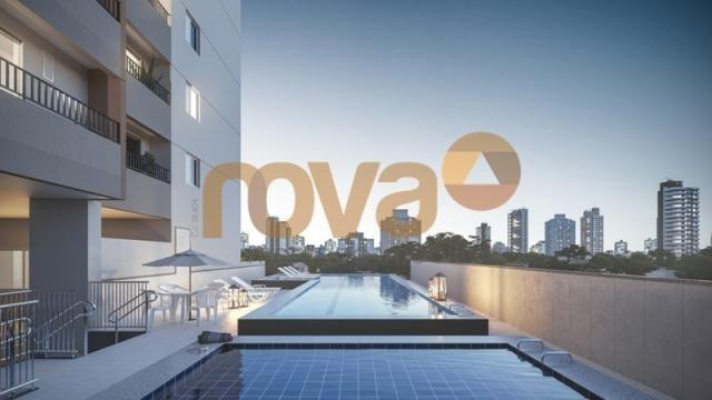 Apartamento à venda com 2 dormitórios em Setor negrão de lima, Goiânia cod:NOV235693 - Foto 9