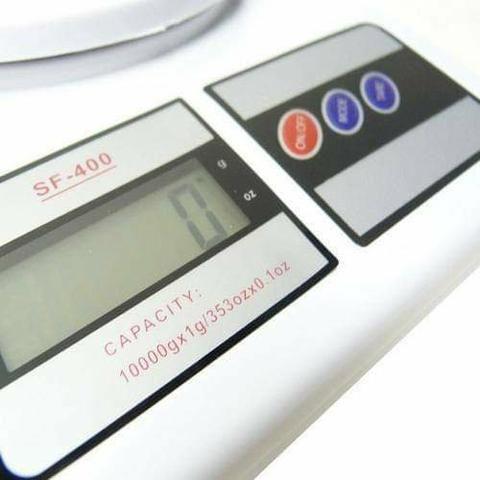 Balança Digital de Cozinha SF-400 - Foto 2