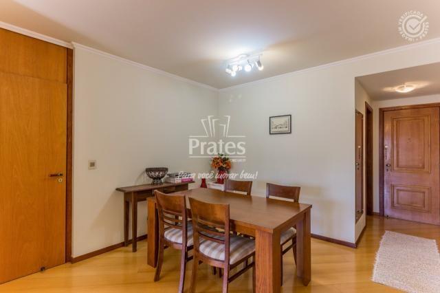 Apartamento à venda com 3 dormitórios em Bigorrilho, Curitiba cod:6800 - Foto 4