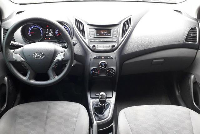 Hyundai HB20S 1.6 Comf Ano: 2017 - Foto 7