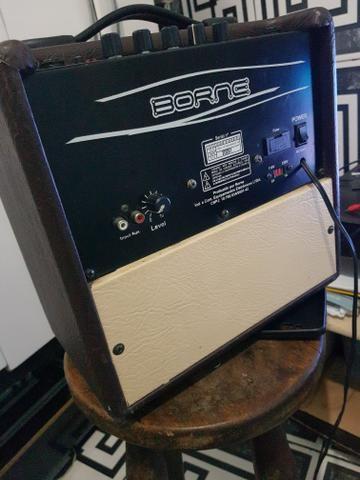 Caixa amplificada Borne - Foto 3