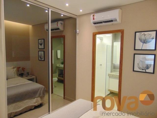 Apartamento à venda com 3 dormitórios em Residencial eldorado, Goiânia cod:NOV235562 - Foto 15
