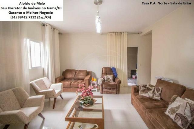 Aloisio Melo Vde: 350m², Terrea, 4 Qtos (1 Suite c/closet), Toda com armários, Porcelanato - Foto 4