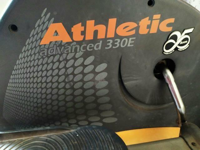 Aparelho eliptico athletic advanced 330e - Foto 2