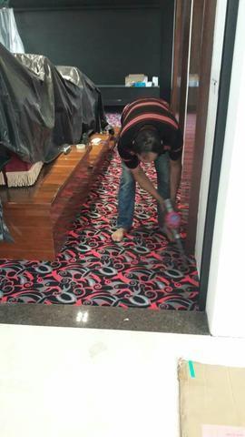 Instalação profissional de Carpetes