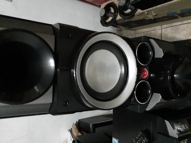 Mini system lg ksm 1506 - Foto 5