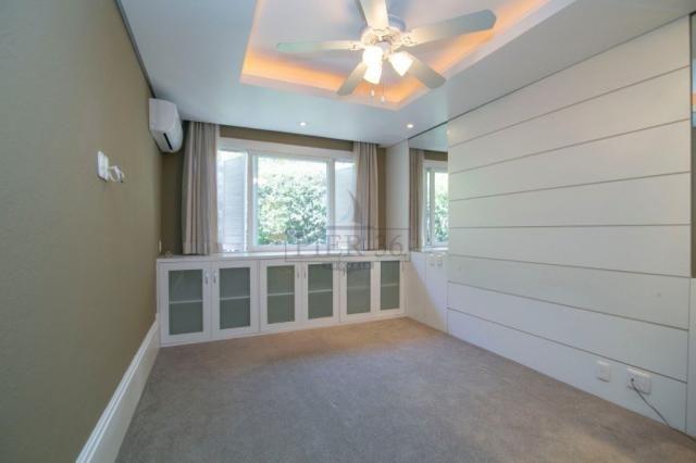 Casa de condomínio à venda com 4 dormitórios em Cavalhada, Porto alegre cod:5863 - Foto 11
