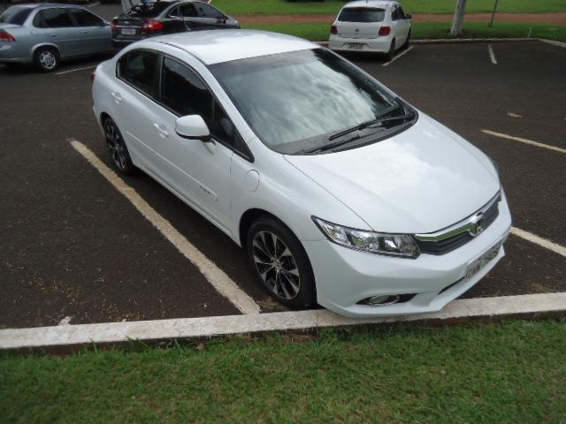 Honda Civic LXS 1.8 2014/2014 - Foto 10