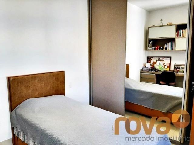 Apartamento à venda com 3 dormitórios em Setor bueno, Goiânia cod:NOV235705 - Foto 9