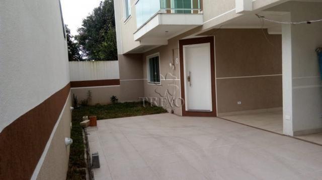 Casa à venda com 3 dormitórios em Cajuru, Curitiba cod:1134