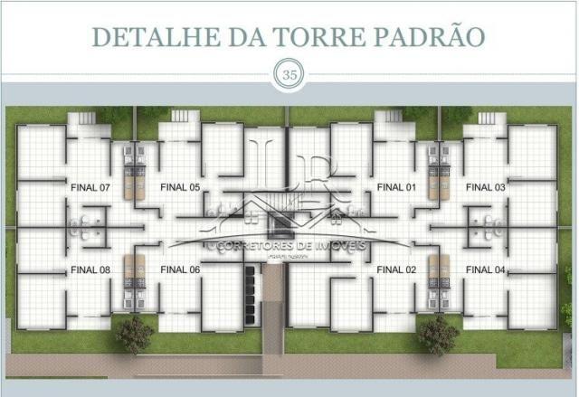 Apartamento à venda com 2 dormitórios em Ingleses do rio vermelho, Florianópolis cod:1380 - Foto 5
