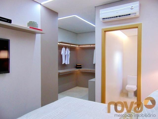 Apartamento à venda com 3 dormitórios em Setor marista, Goiânia cod:NOV235626 - Foto 17