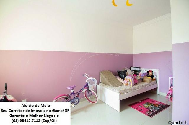 Aloisio Melo Vde: Q. 01 S/Leste! Sobrado, 2 Casas c/3 Quartos, Aceita Financ./FGTS - Foto 13