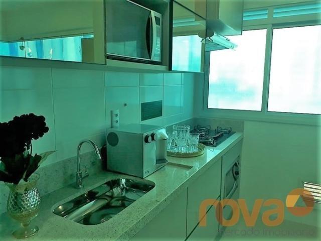 Apartamento à venda com 2 dormitórios em Setor bueno, Goiânia cod:NOV88059 - Foto 7