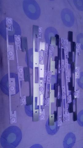 Barras de LED novas
