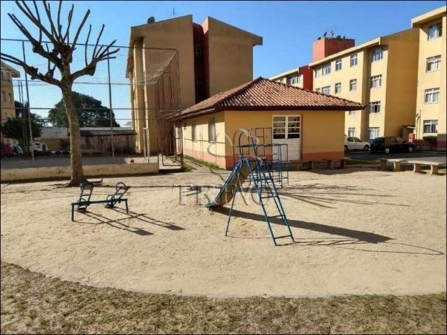 Apartamento à venda com 3 dormitórios em Cidade industrial, Curitiba cod:1222 - Foto 3