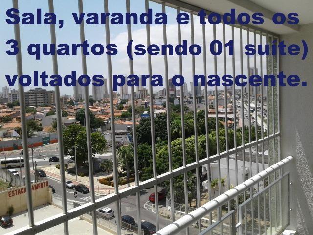 R2 - Apartamento Bairro de Fátima; Nascente total; Excelente localização - Foto 7
