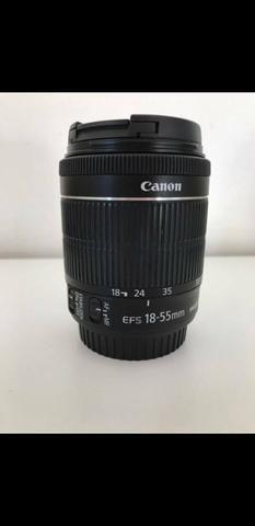Lente Canon 18-55 (18-55 Lente do Kit)