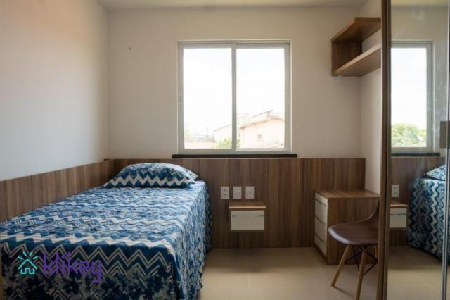Apartamento à venda com 3 dormitórios em Edson queiroz, Fortaleza cod:7410 - Foto 6
