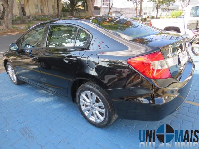 Honda Civic Automatico 2014 1.8 Lxs Completo Perfeito Estado Apenas 48.900 Lja - Foto 10