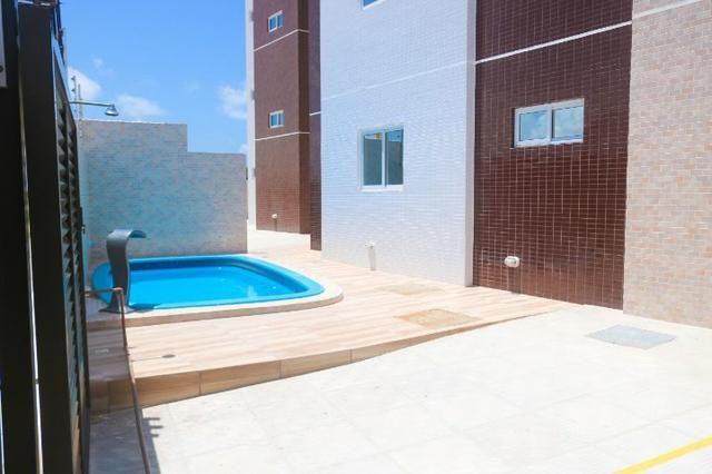 Praia do Poço, Pronto para morar! Apartamento novo! - Foto 2