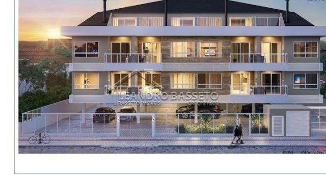 Apartamento à venda com 1 dormitórios em Cachoeira do bom jesus, Florianópolis cod:1905