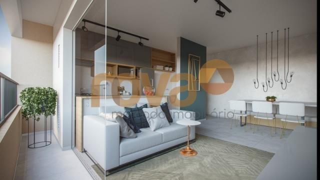 Apartamento à venda com 2 dormitórios em Setor negrão de lima, Goiânia cod:NOV235693