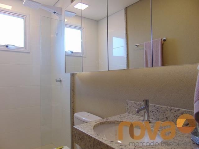 Apartamento à venda com 3 dormitórios em Residencial eldorado, Goiânia cod:NOV235562 - Foto 12