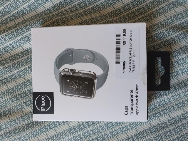 Capa transparente Apple watch 42mm