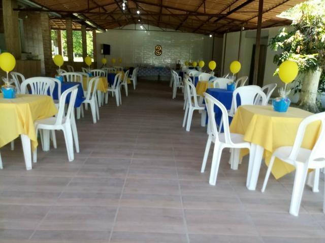 Sítio Tudão para realização da sua festa na Praia de Mauá-Magé-RJ - Foto 14