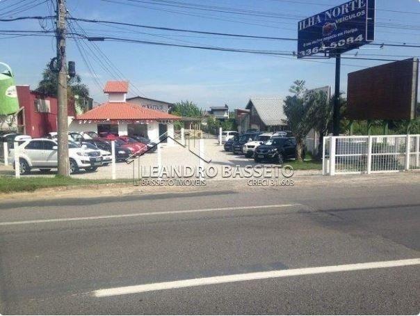 Terreno à venda em Saco grande, Florianópolis cod:2119