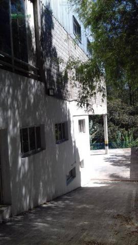 Galpão à venda, 1400 m² por r$ 2.200.000 - jardim tomé - embu das artes/sp - Foto 12