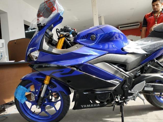 Nova YZF R3 320cc com ABS - 2020