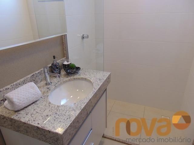 Apartamento à venda com 3 dormitórios em Residencial eldorado, Goiânia cod:NOV235562 - Foto 9
