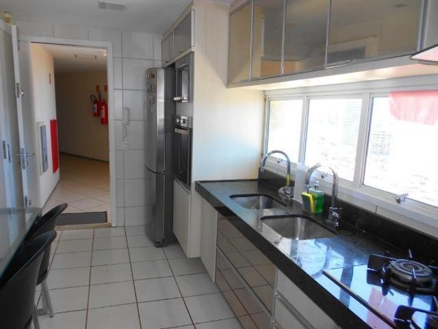 Apartamento com 3 suítes e lazer completo no Ed. Vintage Aldeota. AP0590 - Foto 8