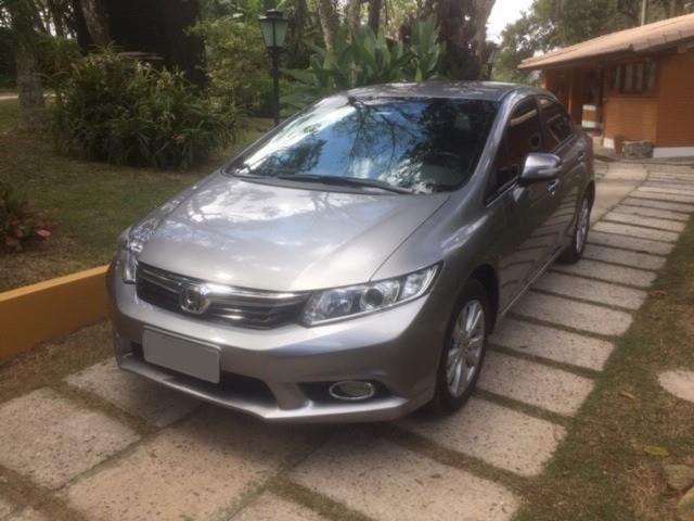Honda Civic 2014 (Parcelamento)