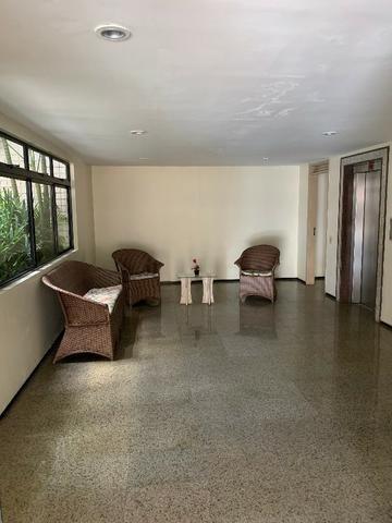 Apartamento no Cocó com 3 quartos + dependência de empregada - Foto 16